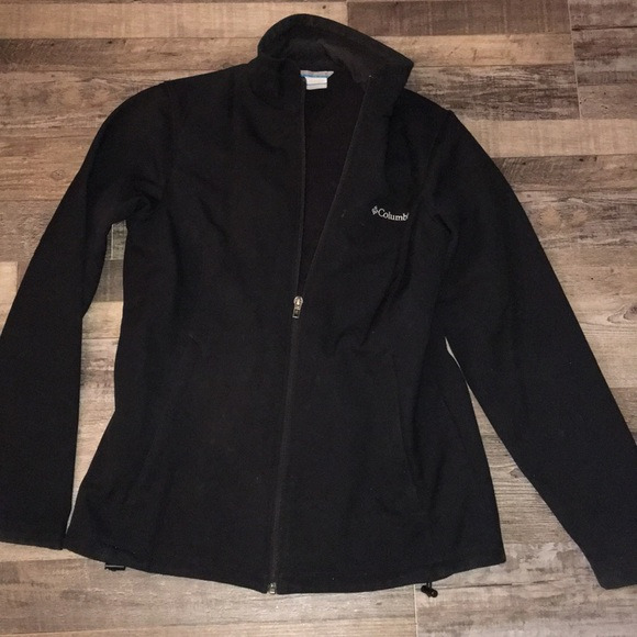 Columbia Jackets & Blazers - Black Fleece Lined Jacket